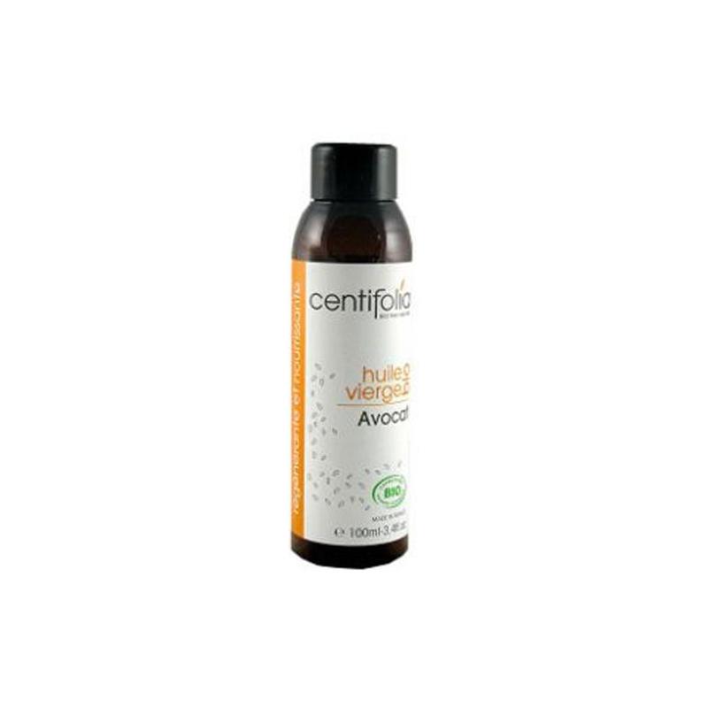Huile Végétale Avocat Bio - 100 ml