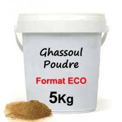 Ghassoul (Rhassoul) en poudre - 1 Kg