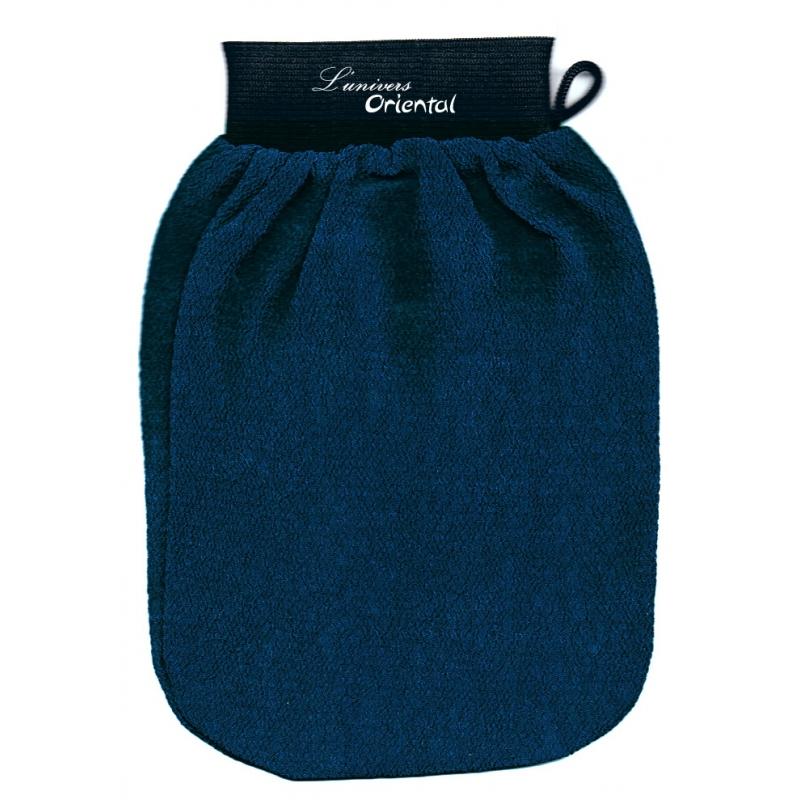 Gant de Gommage Kessa - Bleu foncé