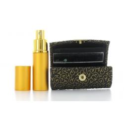 Coffret Porte Parfum Boite miroir - 8,5cm