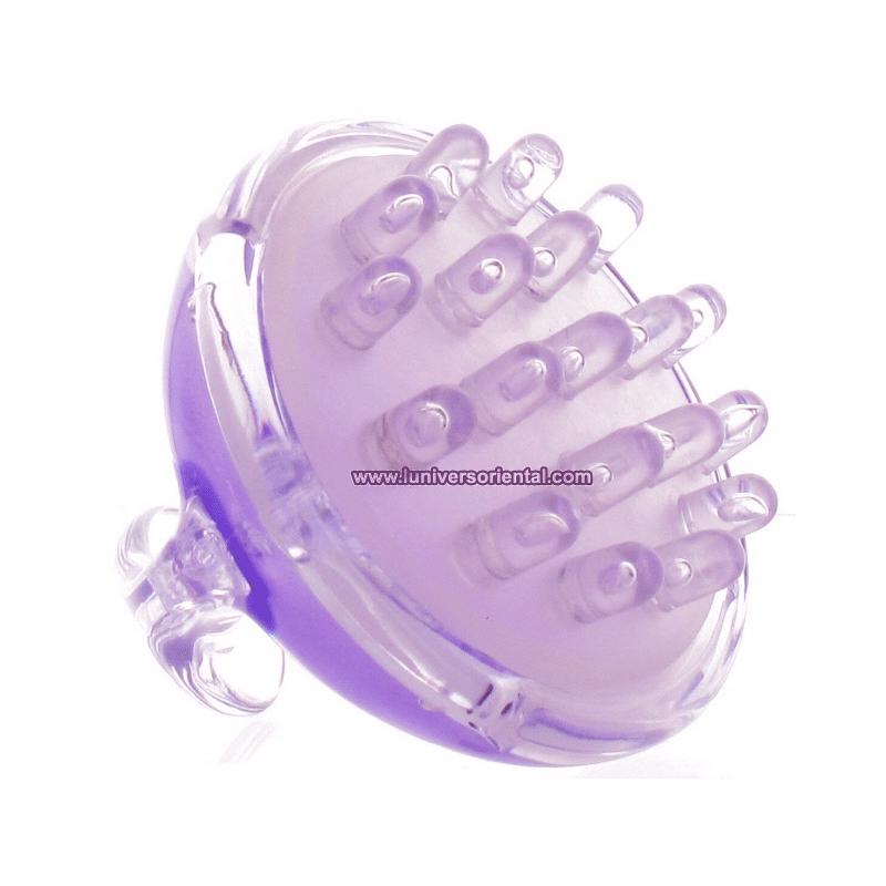 Brosse Anti-Cellulite - Violette