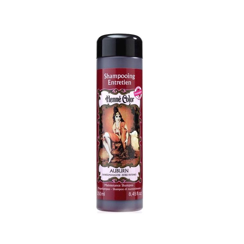 Shampoing Henné Auburn - 250ml
