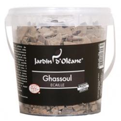 Ghassoul (Rhassoul) en écaille - 1 Kg