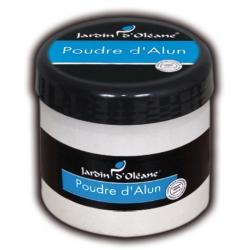 Pierre d'Alun en poudre - 150gr