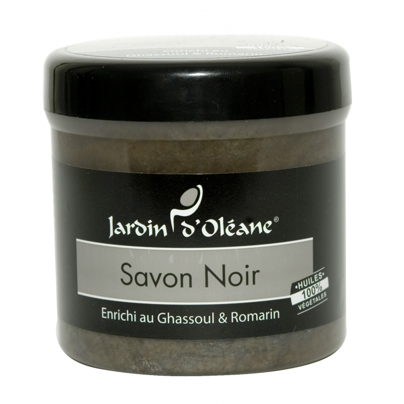 savon noir au ghassoul et romarin 250gr univers oriental. Black Bedroom Furniture Sets. Home Design Ideas