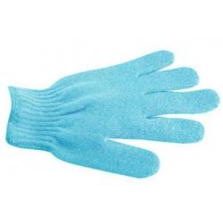 Gant de gommage - Bleu