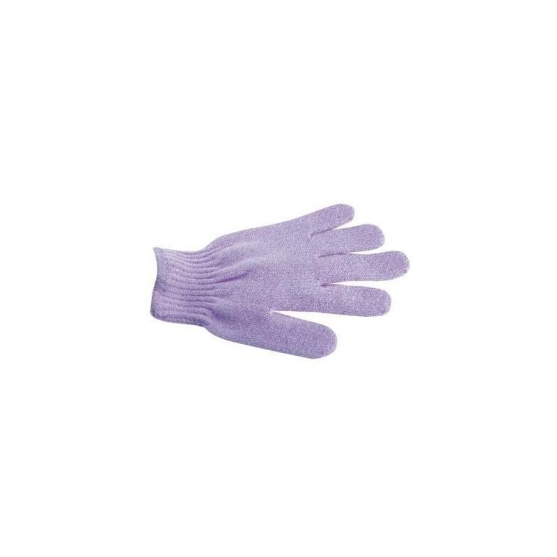 Gant de gommage - Violet