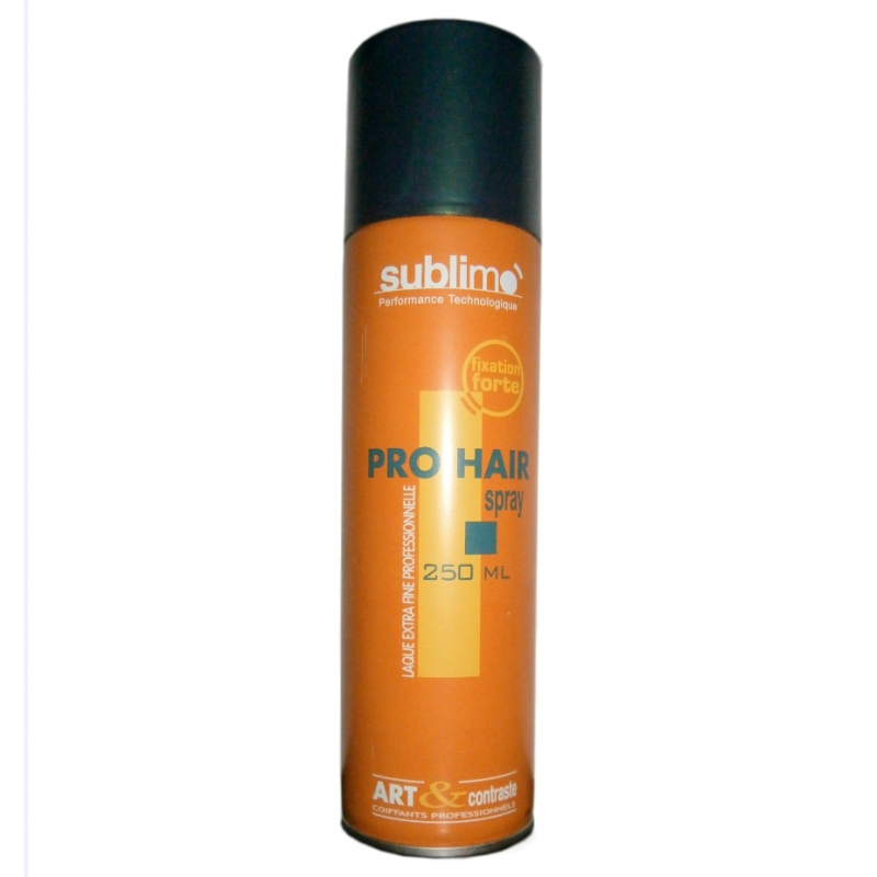 PRO HAIR SPRAY – LAQUE 250ml