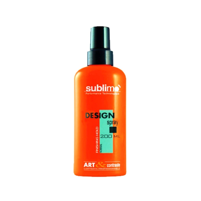DESIGN SPRAY NORMAL - FINISHING HOLD 200ml