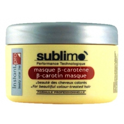 MASQUE β-CAROTENE – INSTANT PRO beauty color line 200 ml
