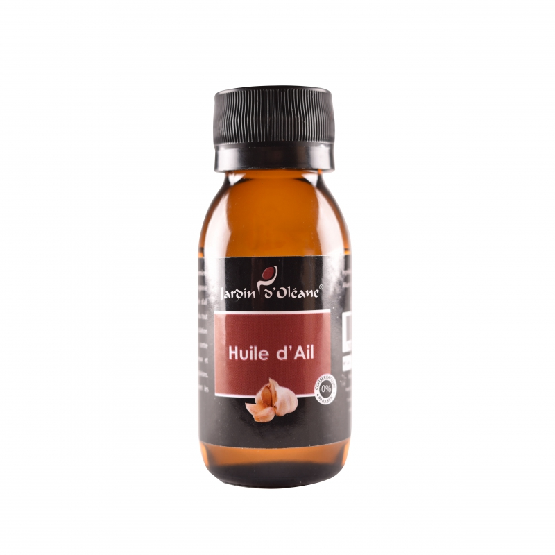 Huile pure d'Ail 60 ML